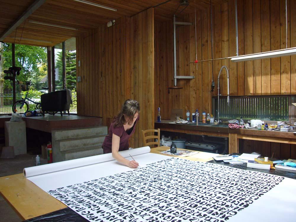 Expositie F. Suzanne Scholten